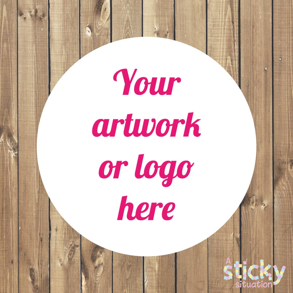 Personalized stickers logo stickers custom stickers bespoke stickers custom labels business stickers custom design stickers glossy from