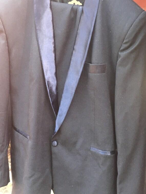 Vintage Prom Tuxedo 44