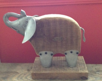 Elephant wooden made in India