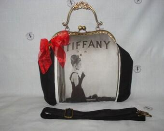 Audrey Hepburn bag / tiffanys