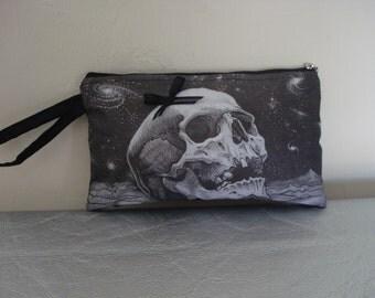 portfolio hand skull / skull