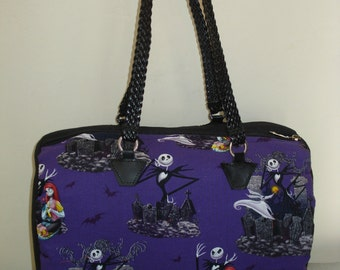 Jack Skeleton bag / nightmare before Christmas