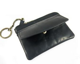 LADIES mini-mini leather PURSE