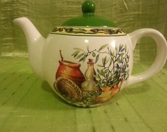 Vintage Russian kettle