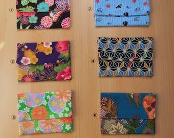 Door card reasons Japanese 100% cotton