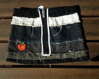 Girls Denim Skirt 010