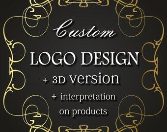 custom logo, logo design, graphic design, business graphics, business design, brand, trademark, graphics, distribution of brand