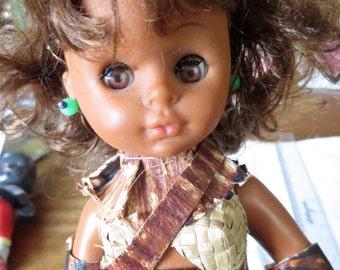 Vintage/retro/glamour/doll