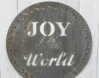 Joy To The World - Sign