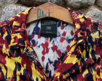 Jean Paul Gautier women's shirt SMALL SIZE