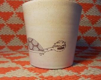 Turret Ceramic Cup
