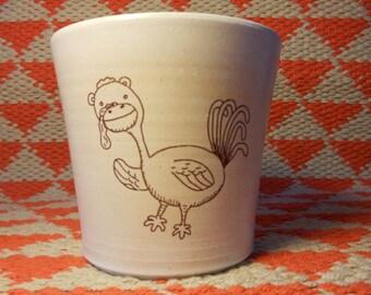Murnkey Ceramic Cup
