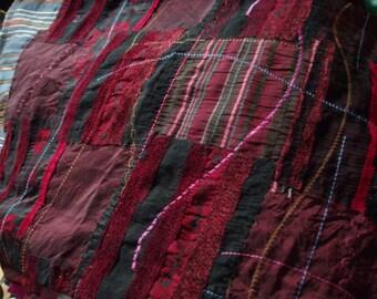 Fancy fabric - REST f. 1 vest