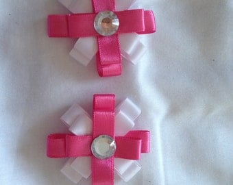Browband rosettes
