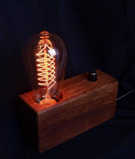 RESERVED This lamp will be shipped with EXPRESS SHIPPING option (shipping time 3-5working days) by WoodTribeStudio steampunk buy now online