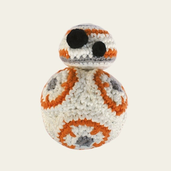 BB-8 - Star Wars. Amigurumi Pattern PDF.