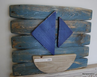 Wooden Boat Picture