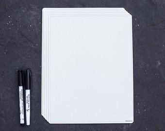"8.5x11"" (5-pack w/ pens) Swipies"