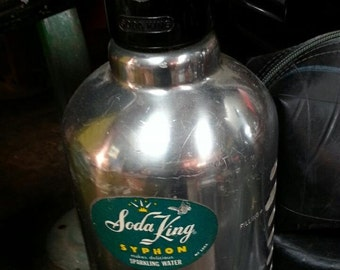 Soda King Seltzer Dispenser