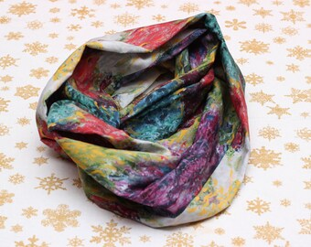 Infinity Scarf Abstract Junior