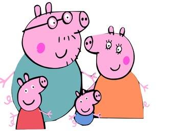 Peppa Pig SVG!!!!!!
