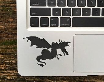 Dragon Sticker, Dragon Macbook Decals, Dragon Decals, Dragon Laptop Stickers, Dragon Stickers, Laptop Decals & Stickers