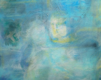 Untitled (12X12 acrylic)