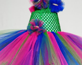 Ready To Ship !!! Tutu dresses - 1T -3T child's tutu dress  Ready To Ship in 1-2 business days
