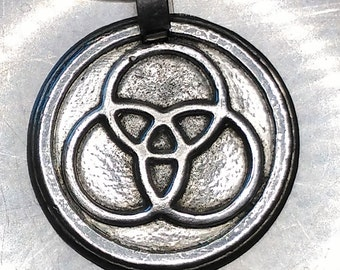 Celtic Trilogy Pendant THREE ONLY (pre-production item).
