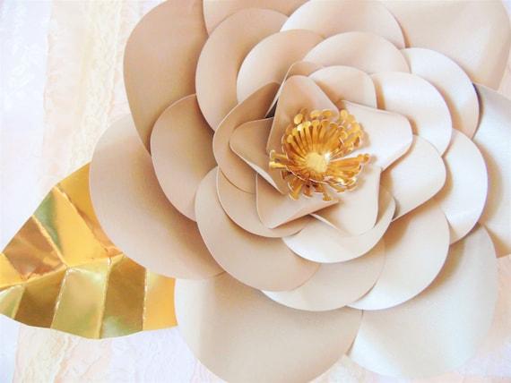 giant paper flower template free - giant paper flower diy templates diy flower backdrop