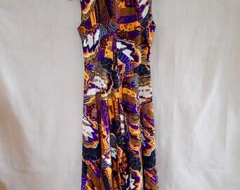 70's Cowl Neck Dress