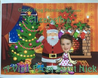 A Visit From Saint Nick Photobook