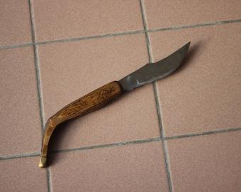 """""""Baratero"""" (Curro Jimenez) knife sharp sharp Baratera knife (Curro Jimenez) -"""