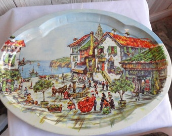 Spain by the Sea, Daher Tray