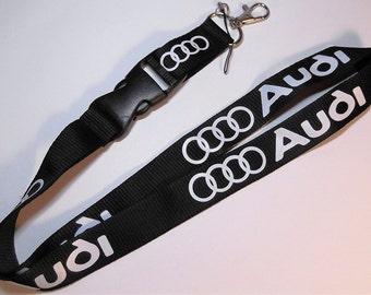"Audi Breakaway 22""  Keychain LANYARD"