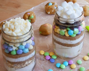 Easter Cookie Mix - Mason Jar Cookie Mix 2 PACK!