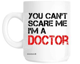 Doctor Funny Novelty Gift Mug SHAN08