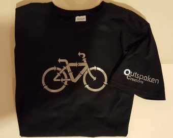 Recycle Cycle Tshirt