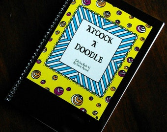 Coloring Book / Doodle Book