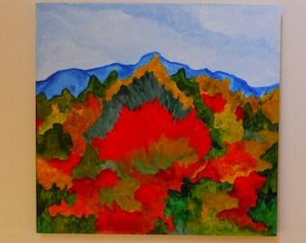 Glorious Autumn #2  On Sale!