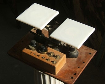Apothecary Scales