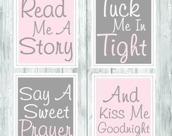 Kids Room Decor, Girl Nursery Art, Baby Shower Gift, Typography Print, Inspirational Quote, Digital Print 8x10