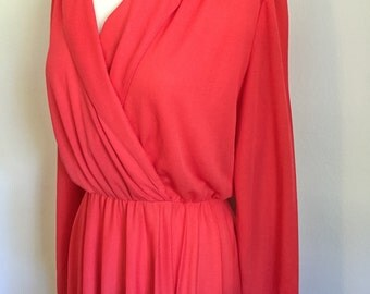 1960s Henry Lee Sheath Dress