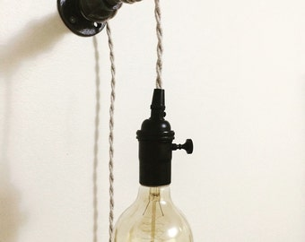 Industrial Sconce- The Lewis