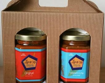 Papa-Yo! Hot Sauce Gift Set