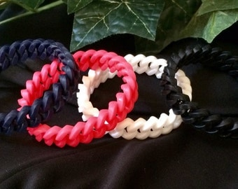 Silicone Link Bracelets