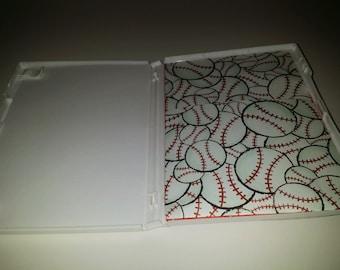 Travel Coloring Case (Baseball)