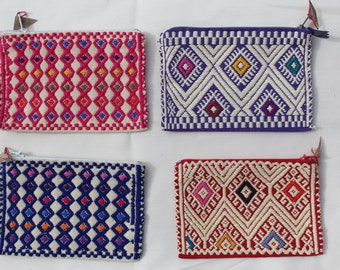 Wallets from Chiapas - Credit Card Holder - Coin Purse