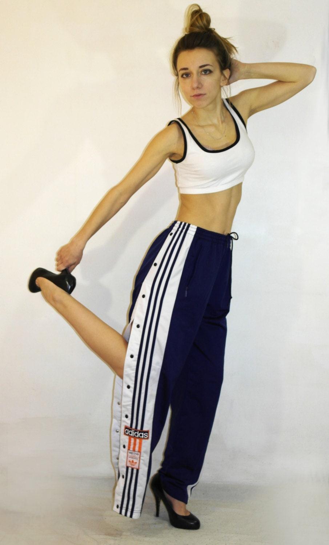 Vintage Adidas Pants Adidas Training Pants Tracksuit Pants