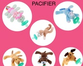 Baby pacifier Reborn pacifier reborn baby pacifier animal baby dummy baby add on buy 3 get 4th one free shipping to most countries